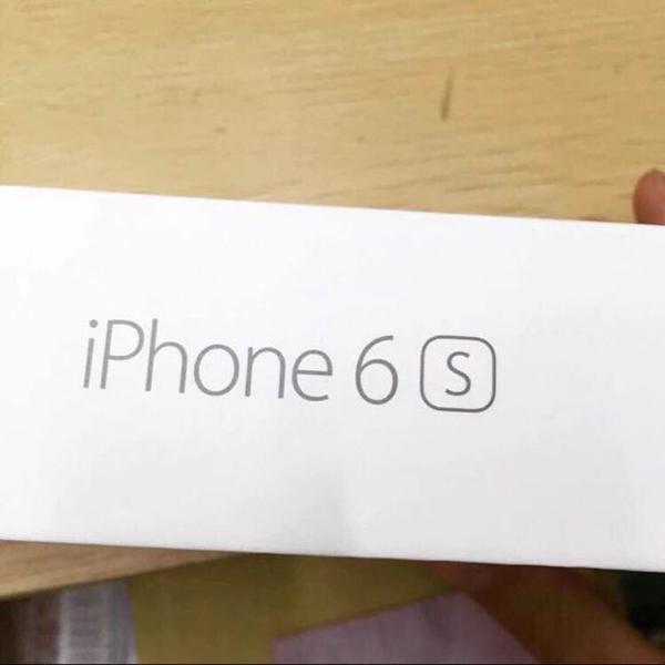 iPhone 6s box 2