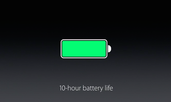 ipad pro battery life