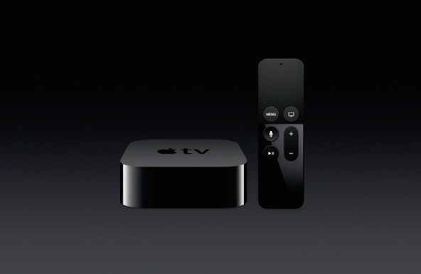 new apple tv and remote