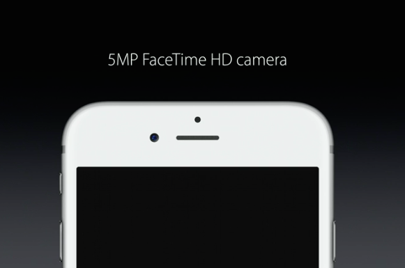 phone 6s 5mp facetime camera