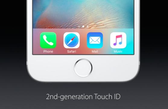 phone 6s new touch id