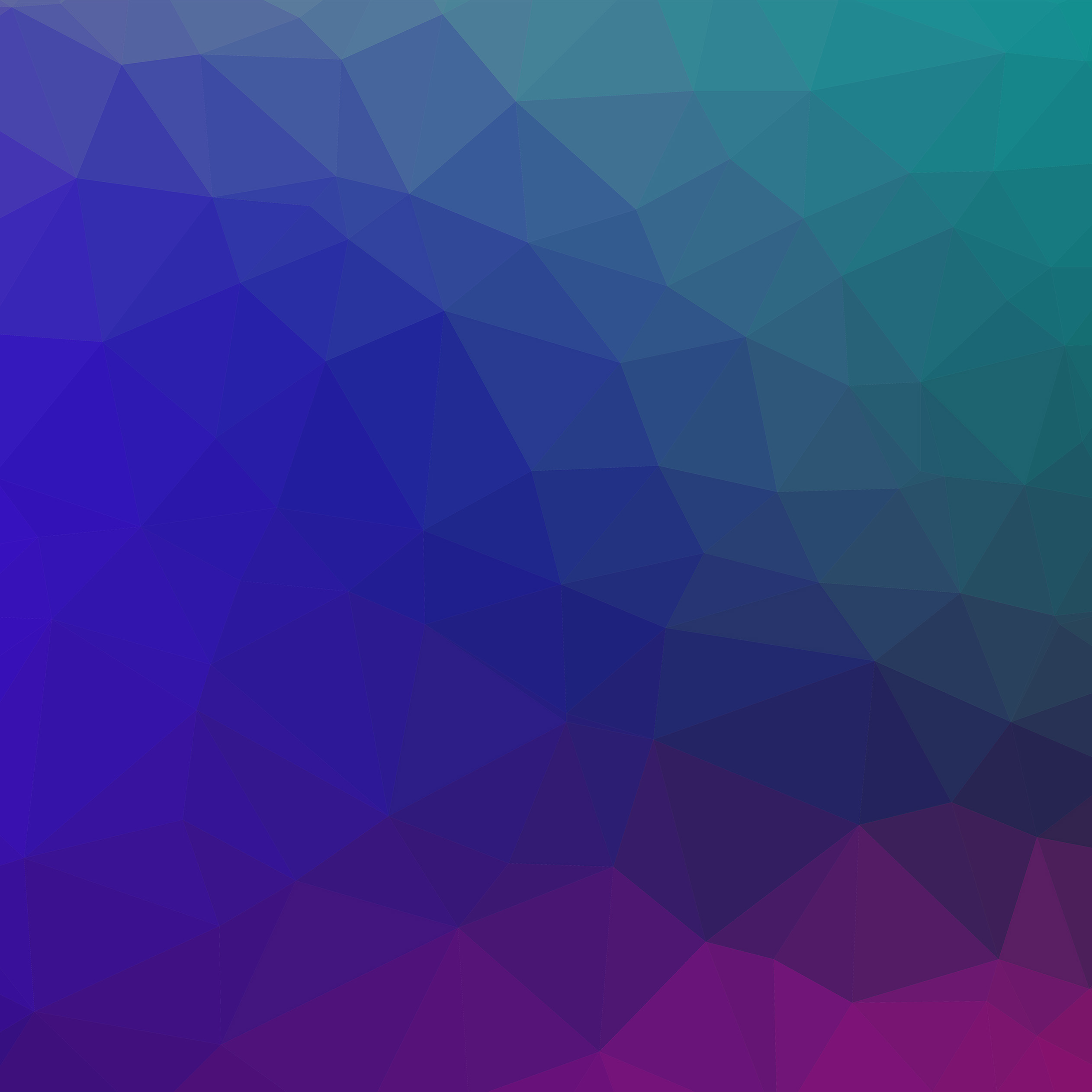 Wallpapers Of The Week Colorful Shapes