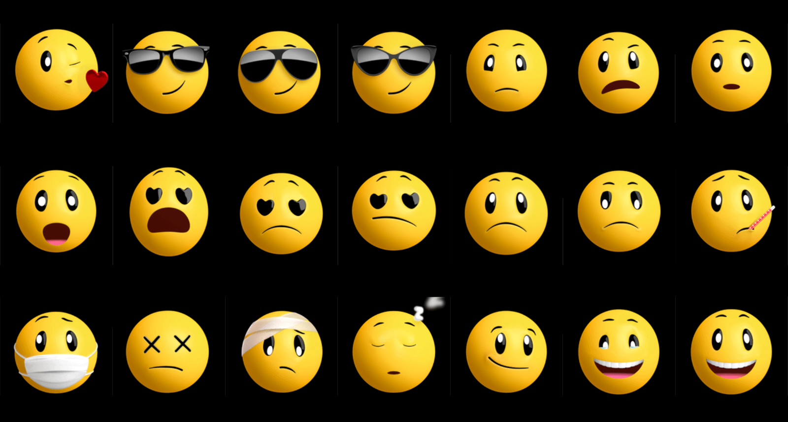 watchOS 2 new animated emoji smileys