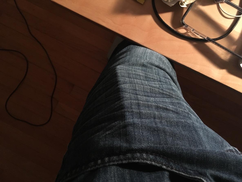 6s Plus huge jeans