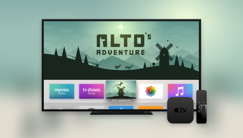 Altos Adventure for Apple TV teaser 001