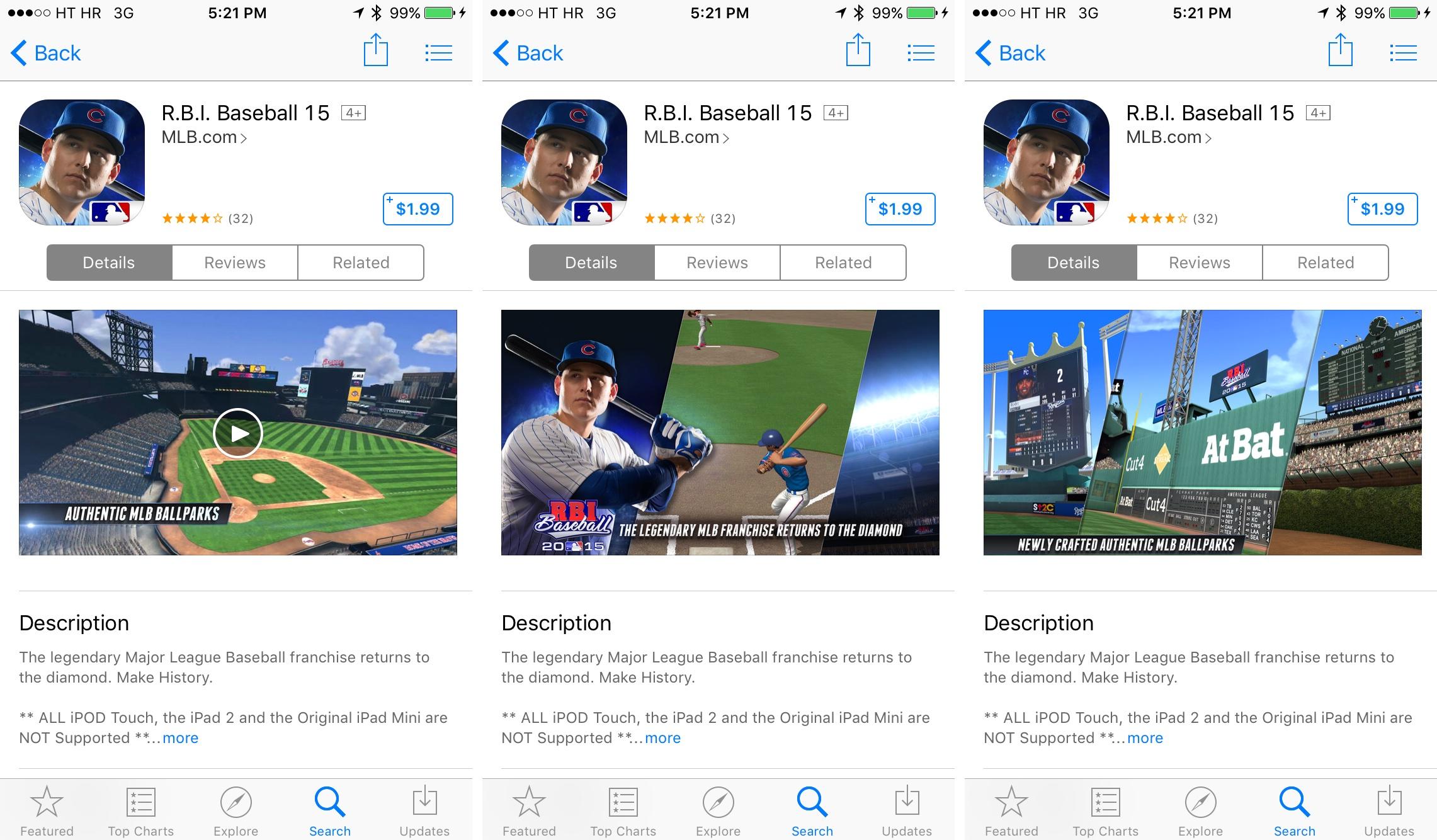 App Store landscape iPhone screenshot 003