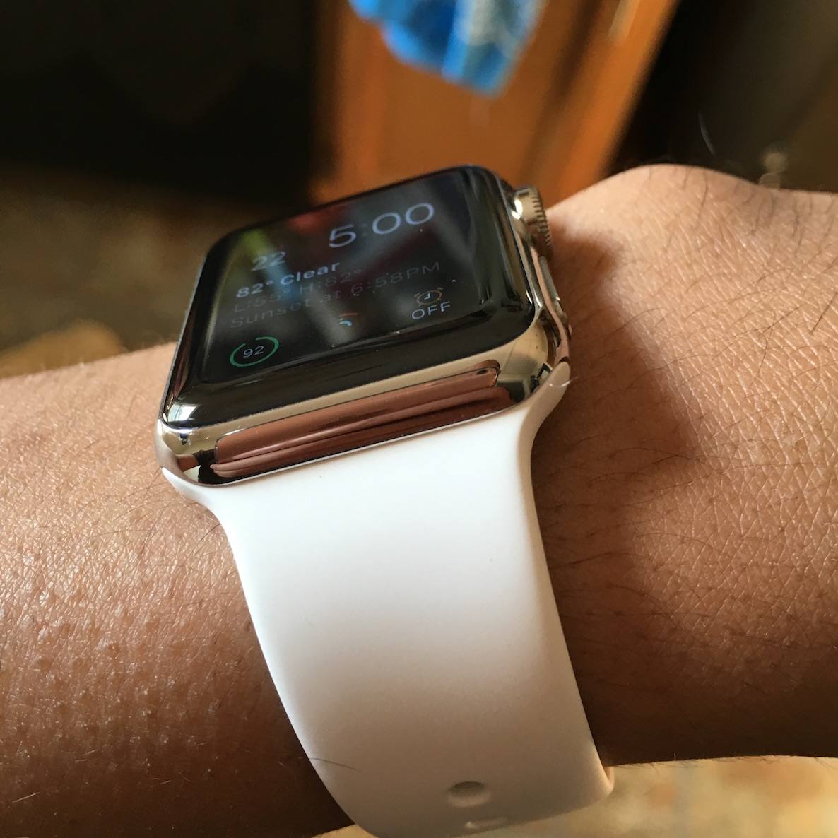 Apple Watch Stainless Steel Photo