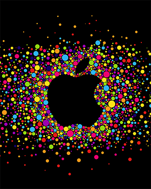 Apple Watch Zigrino Wallpaper 9