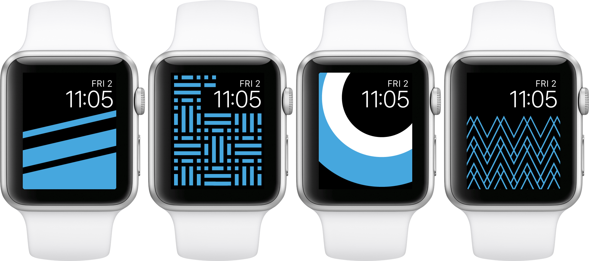 Apple Faces A Website For Apple Watch Wallpapers