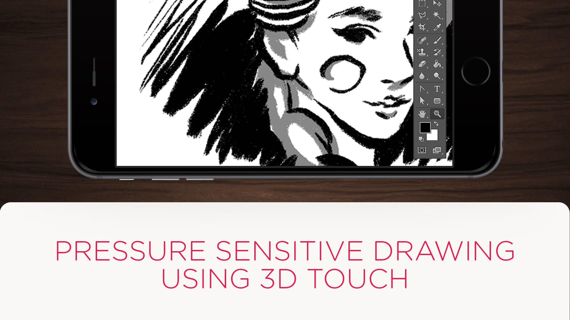 Astropad mini 3D Touch teaser 001