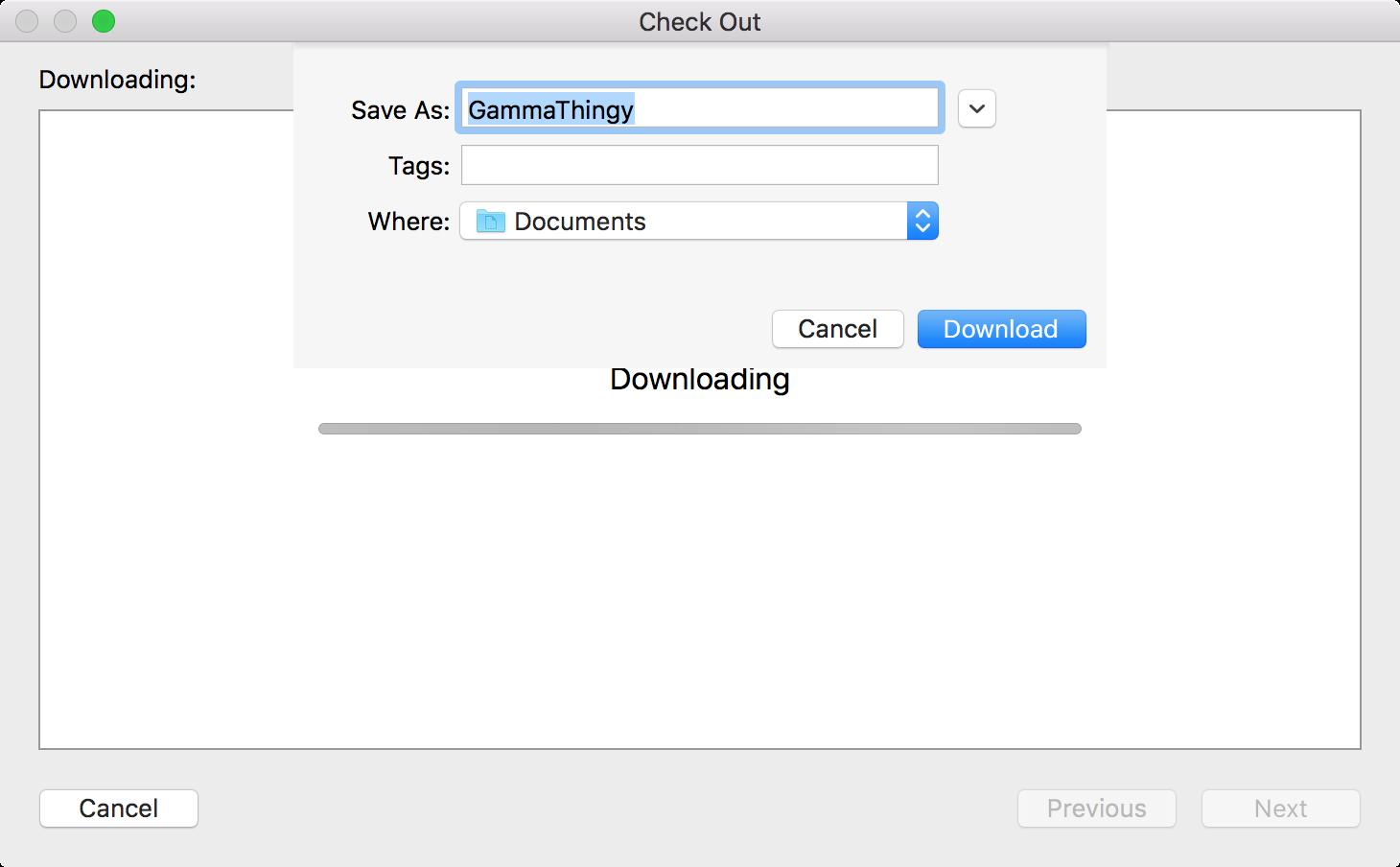 Download GitHub Xcode 7