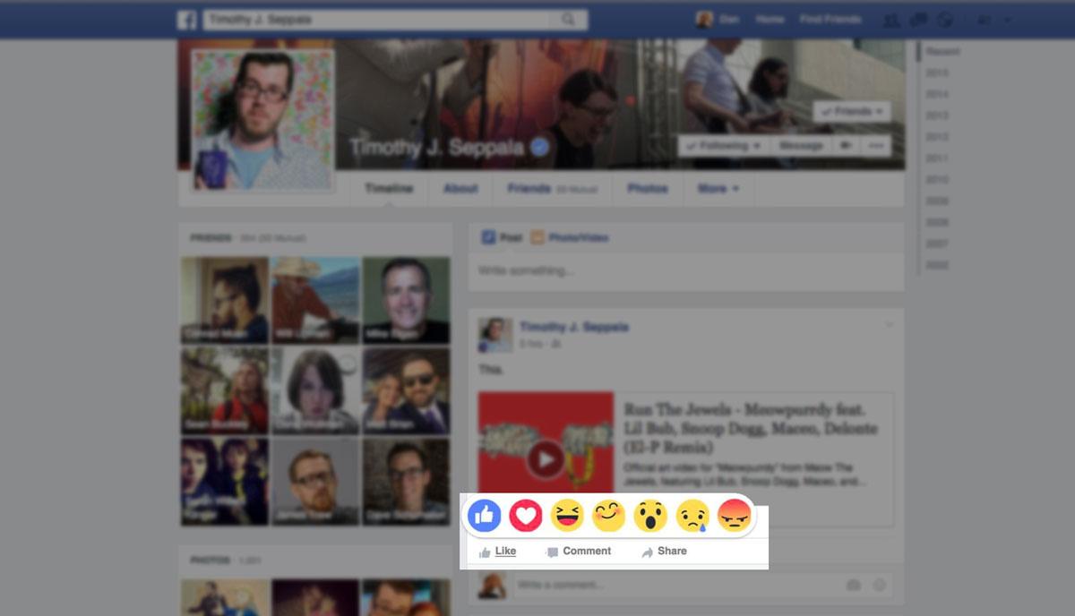 Facebook Reactions Engadget 001