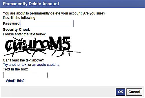 Facebook eliminar cuenta captura de pantalla web 002