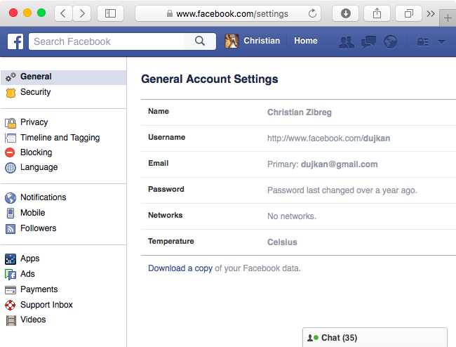 Facebook delete account web screenshot 004