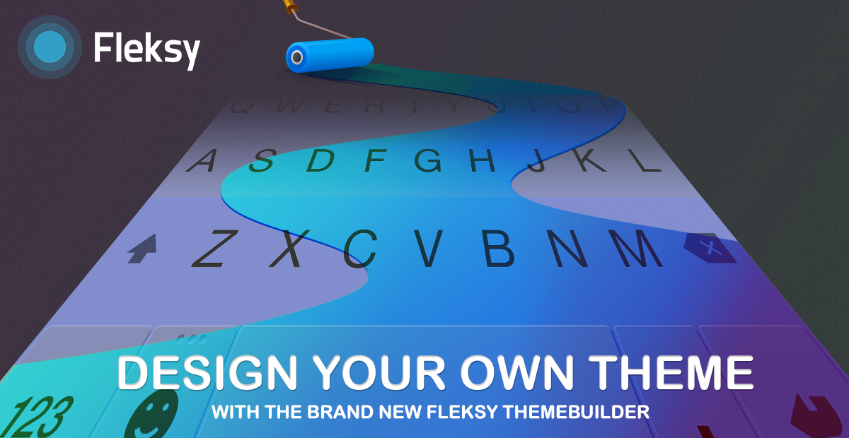 Fleksy Keyboard 7.0 for iOS teaser 001