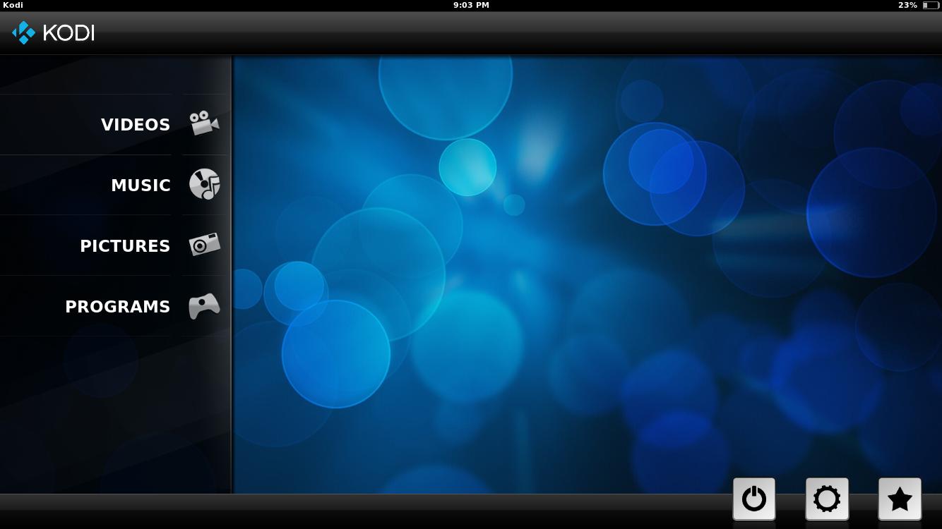 Kodi iOS 9