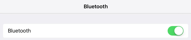 Magic Keyboard Bluetooth iPad On