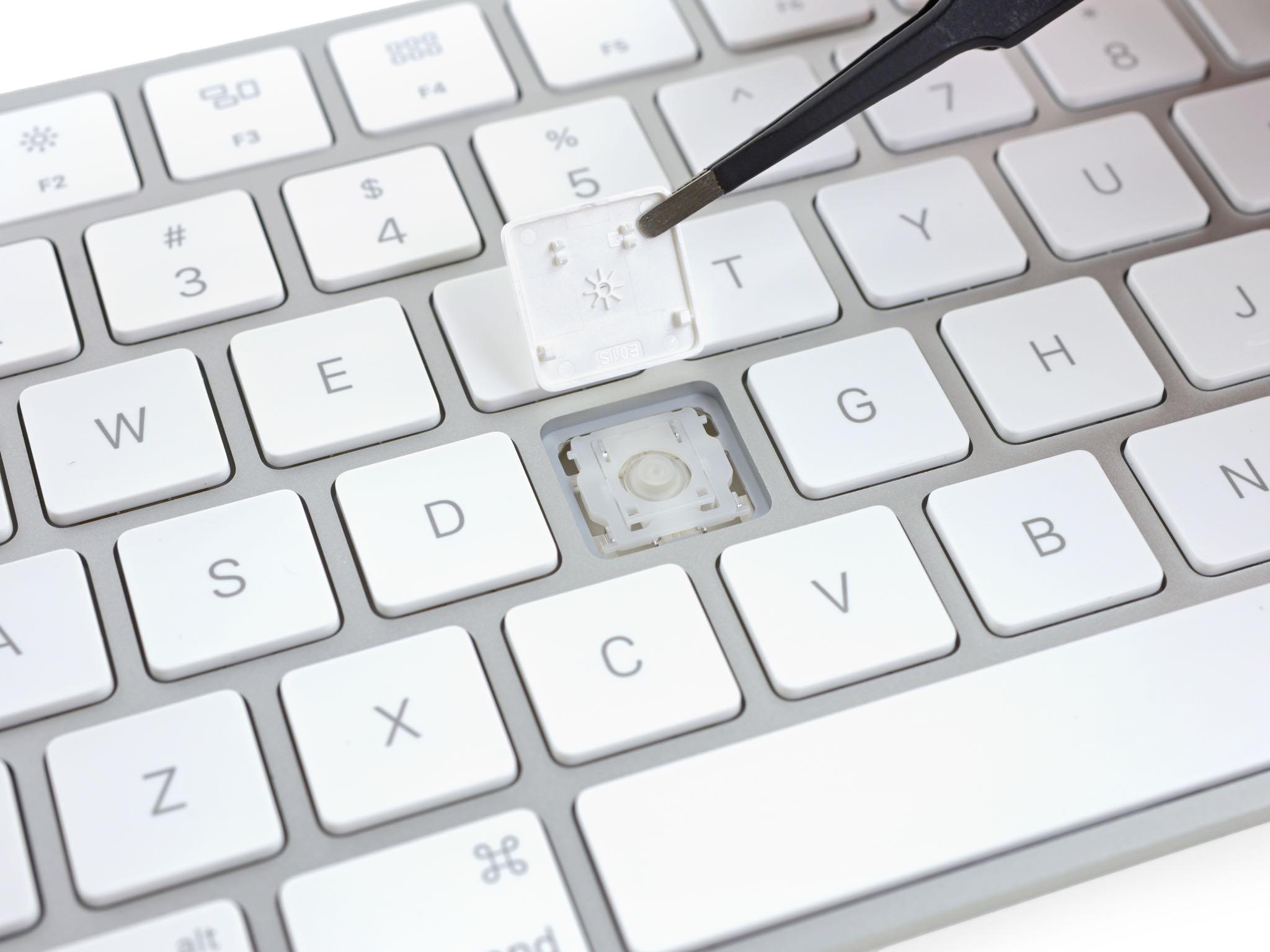 Magic Mouse Keyboard teardown iFixit 005