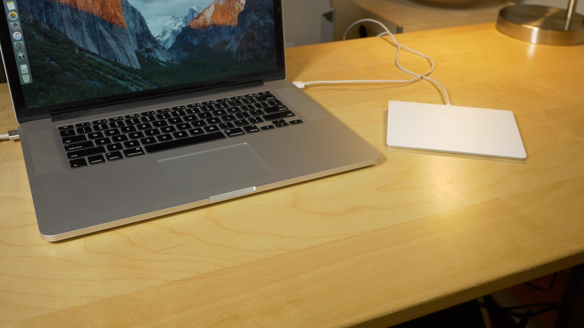 Magic Trackpad 2 Lightning