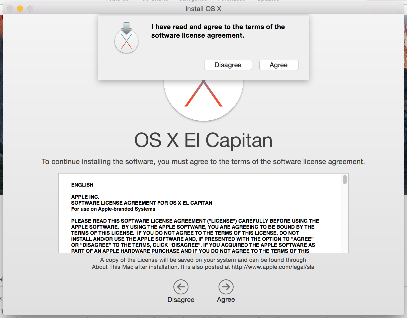 Things You Actually Agree To By Accepting El Capitan S Software
