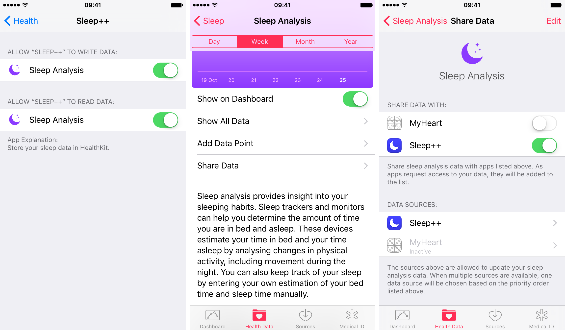 sleep analysis iphone review track how well you sleep at with sleep for 9477