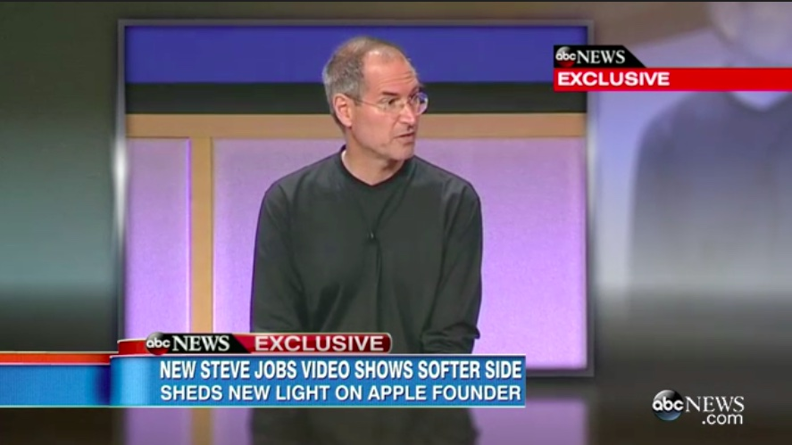 Steve Jobs internal video 4th anniversary image 001