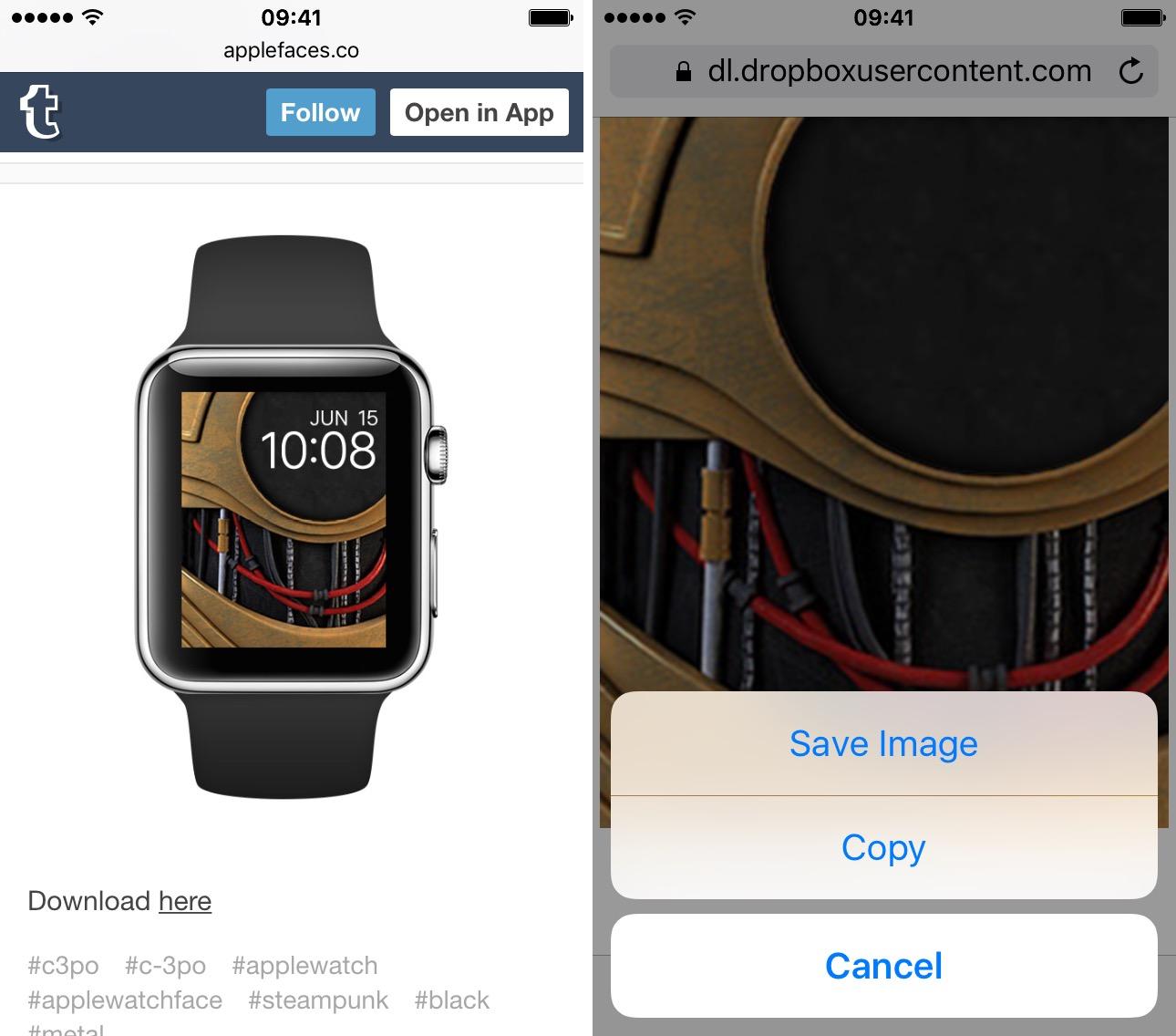 apple watch custom wallpaper  Apple Faces: a website for Apple Watch wallpapers