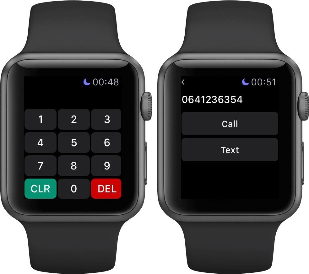 Watch Keypad 1.0 for iOS Apple Watch screenshot 001