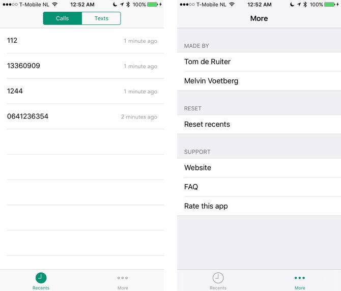 Watch Keypad 1.0 for iOS iPhone screenshot 003