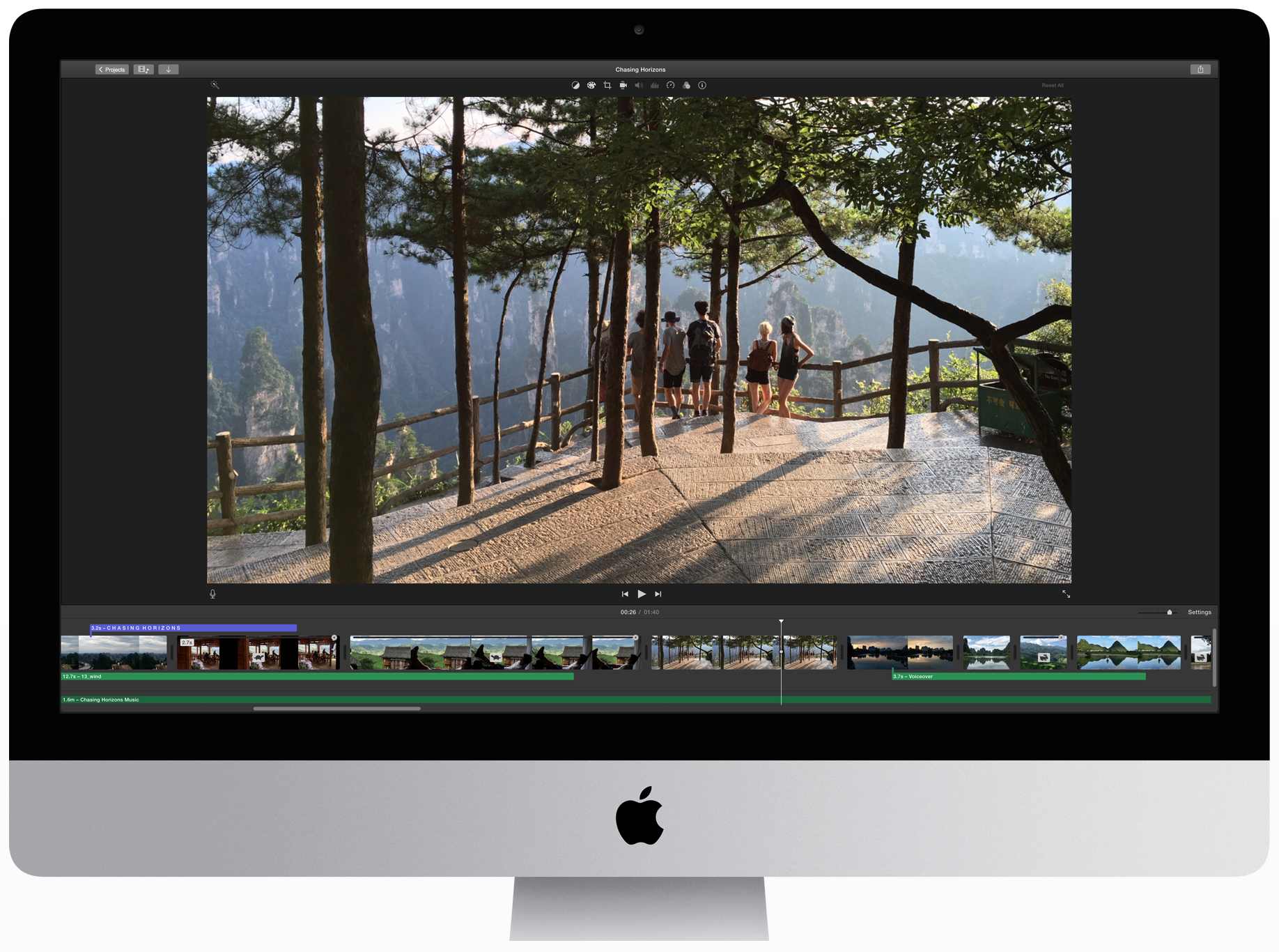 iMovie gains support for importing HEVC videos on macOC High Sierra
