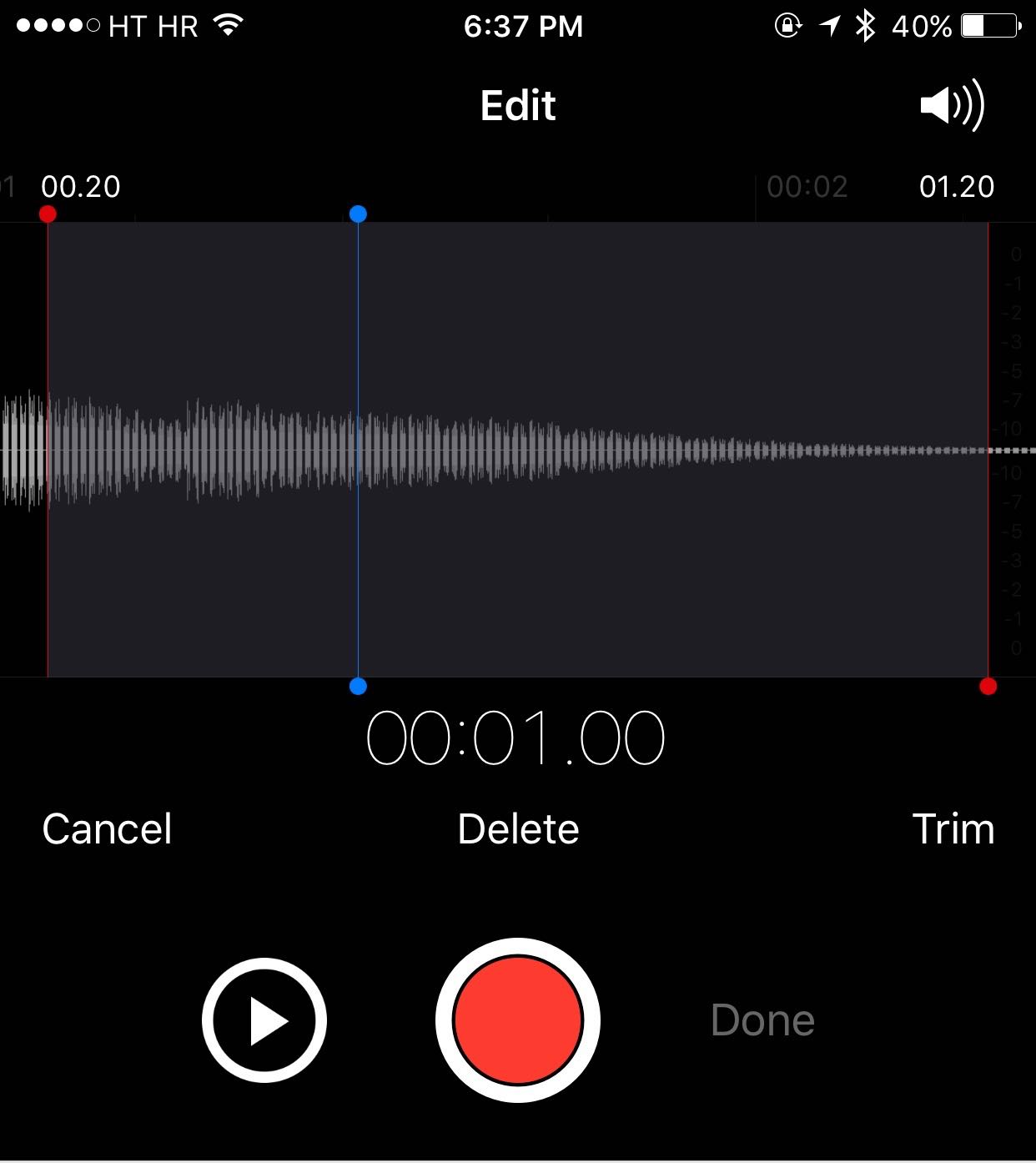 voice memo iphone how to save your iphone voicemails as notes or voice memos 4190