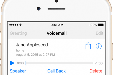 recover iphone voicemail password