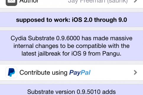 jailbreak bug not itunes