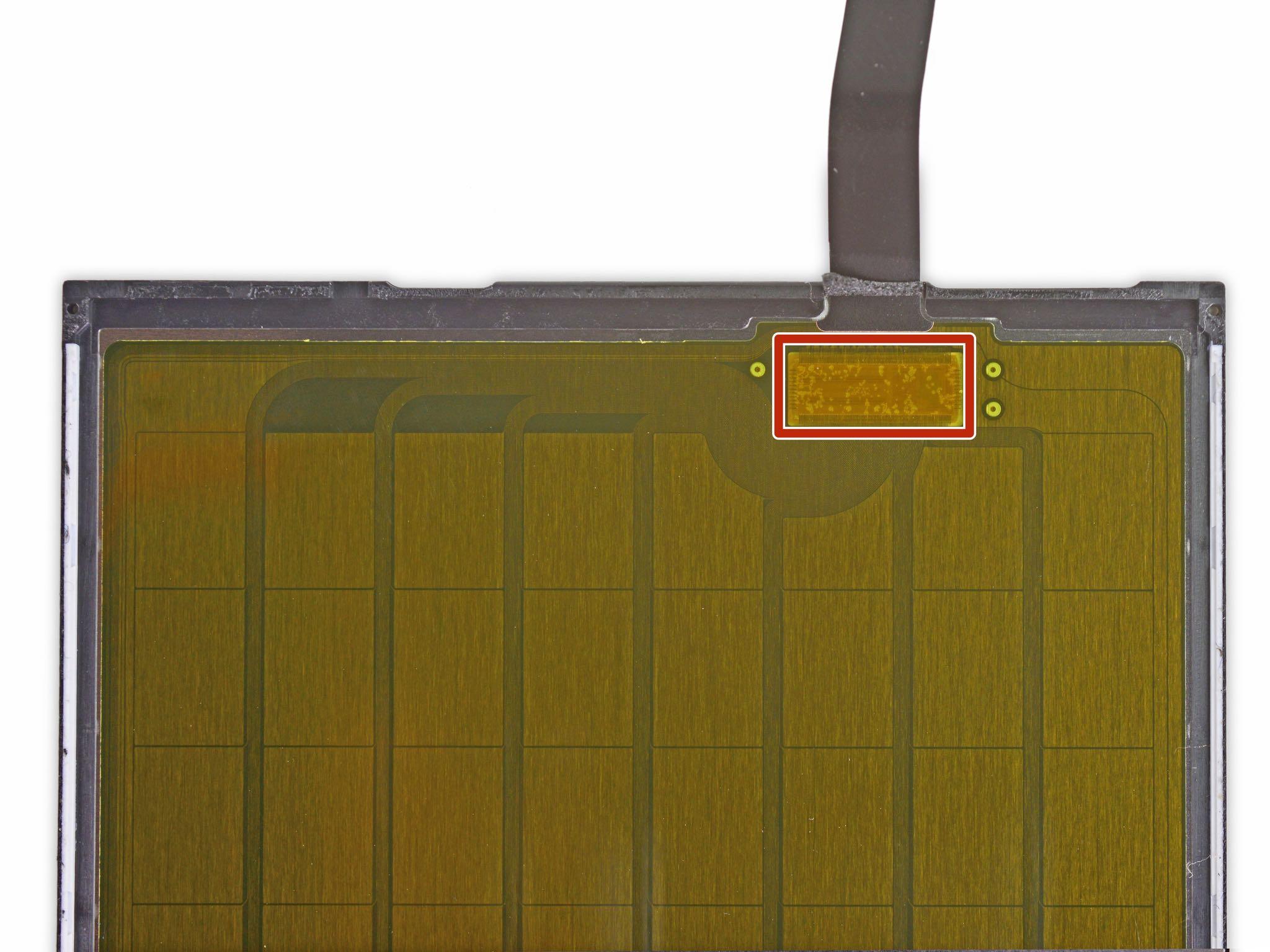 iPhone 6s Display iFixit teardown image 001