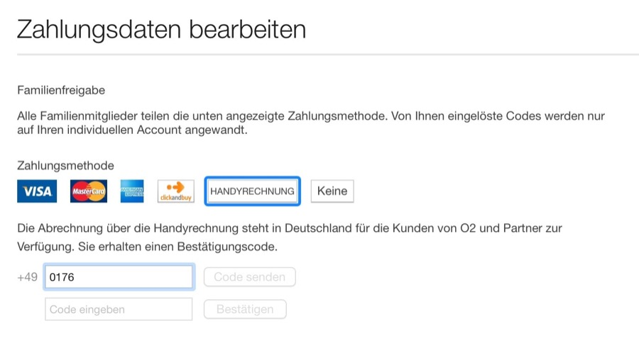 iTunes carrier billing Germany image 002