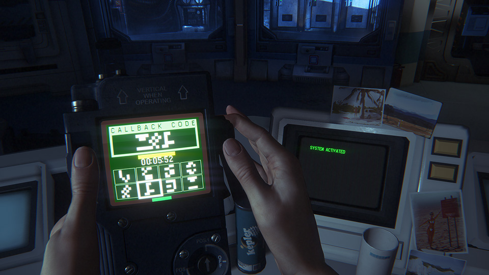 Alien Isolation The Collection for OS X Mac screenshot 0002