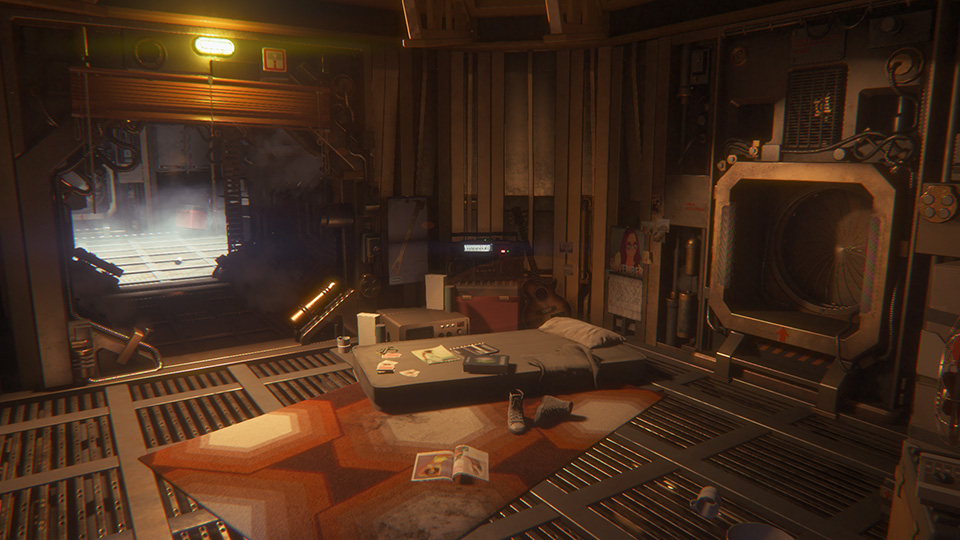 Alien Isolation The Collection for OS X Mac screenshot 0006
