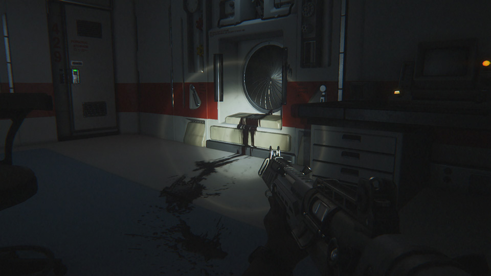 Alien Isolation The Collection for OS X Mac screenshot 0007