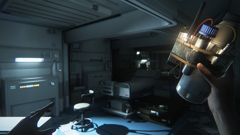 Alien Isolation The Collection for OS X Mac screenshot 0010