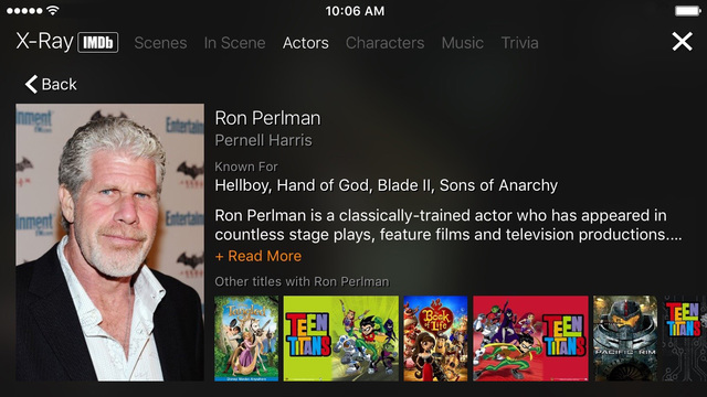 Amazon Video 3.3 for iOS iPhone screenshot 002