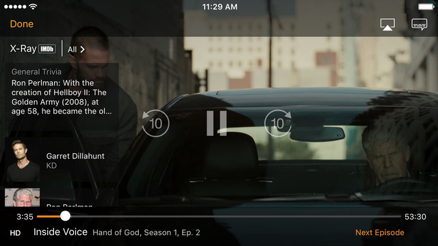 Amazon Video 3.3 for iOS iPhone screenshot 003