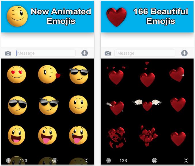 Animated Emoji GIFs