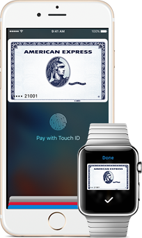 Apple Pay American Express teaser 005