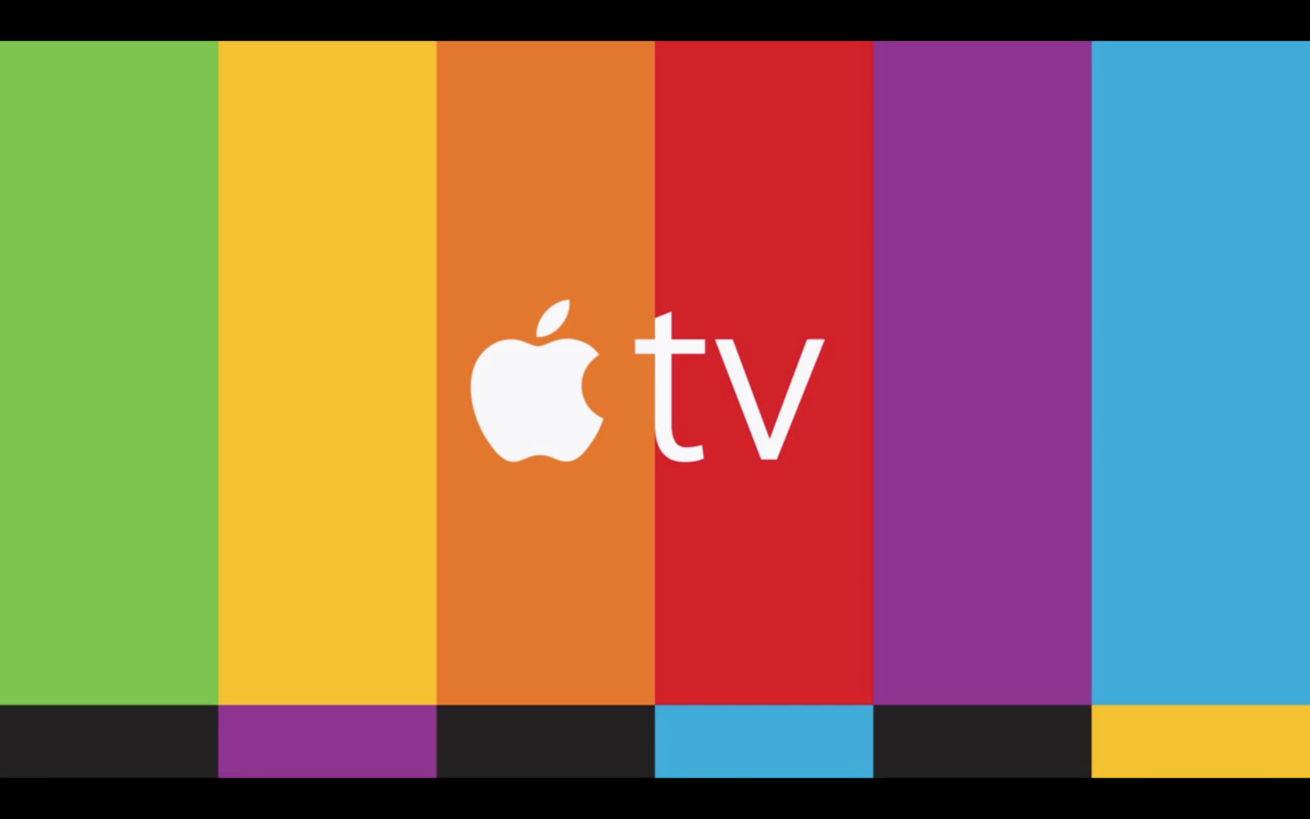 Apple TV Adverts