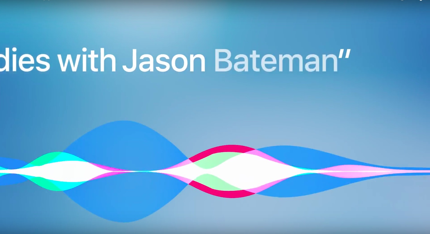 Apple TV Siri Comedies with Jason Bateman