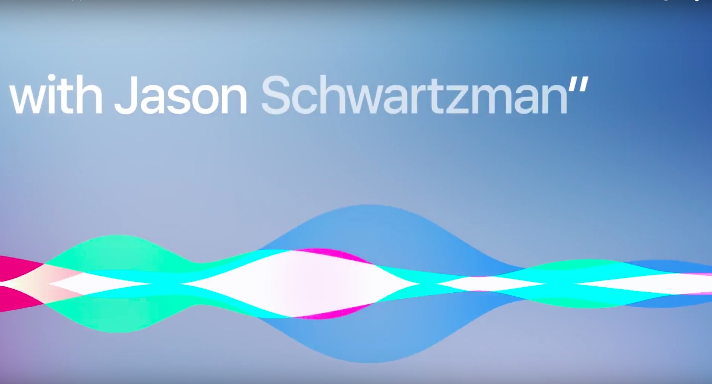 Apple TV Siri Movies with Jason Schwartzman