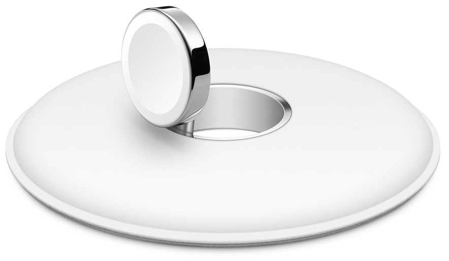 Apple Watch Magnetic Charging Dock white image 002