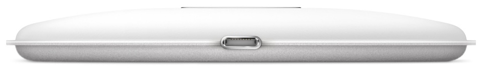 Apple Watch Magnetic Charging Dock white image 007