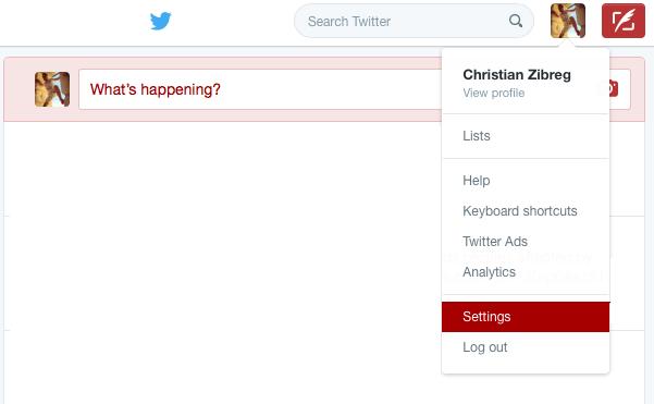 Eliminar cuenta de Twitter captura de pantalla web 002