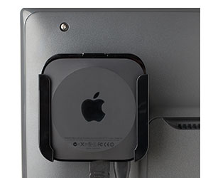 This Flexible Mounting System Attaches Apple Tv And Siri